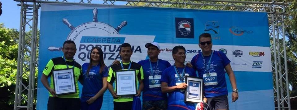 EPQ Invita A Inscribirte En La 2ª. Carrera Portuaria Quetzal
