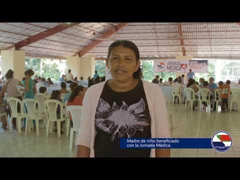 Empresa Portuaria Quetzal - Jornada Medica con Fundación Moore