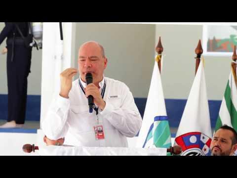 Empresa Portuaria Quetzal - Inauguración inauguracion área para tratamientos cuarentenarios de OIRSA