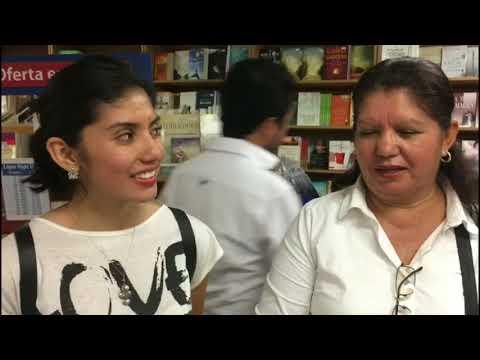 Empresa Portuaria Quetzal - Entrevista visitantes LOGOS HOPE