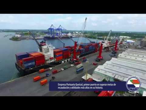 Empresa Portuaria Quetzal - Entrega de utilidades 2017