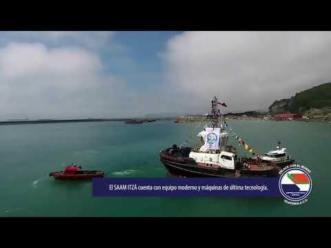 Remolcador_Empresa Portuaria Quetzal
