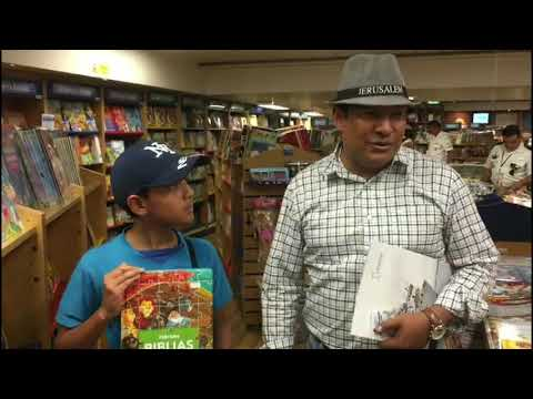 Empresa Portuaria Quetzal - Entrevista visitantes LOGOS HOPE / 2