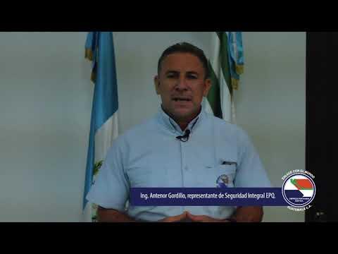 Empresa Portuaria Quetzal - Talleres de Seguridad Portuaria