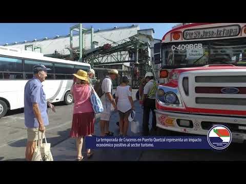 Empresa Portuaria Quetzal - Semana de Cruceros